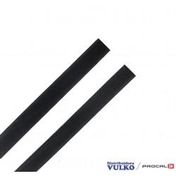 Velcro 16mm Negro