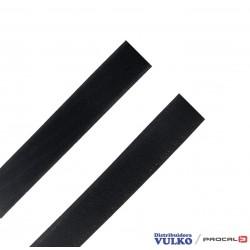 Velcro 25mm Negro
