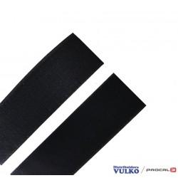 Velcro 50mm Negro Autoadhesivo
