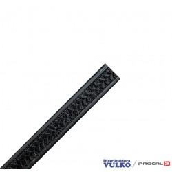 Huincha PU Diseño Negra 23mm