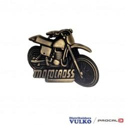 Hebilla Placa moto