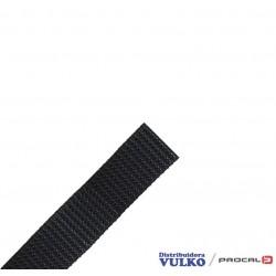 Huincha Militar 25mm Negra