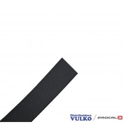 Elastico 25mm Negro