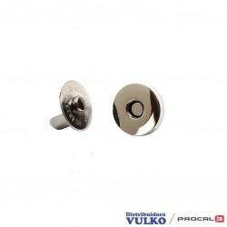 Broche Magnetico 14mm Niquel