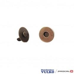 Broche Magnetico 14mm envejecido