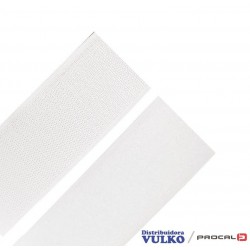 Velcro 50mm Blanco