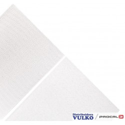 Velcro 100mm Blanco