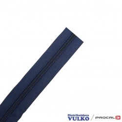 Cierre de Nylon Nº 5 Azul