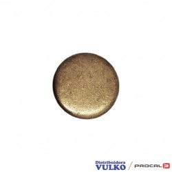 Broche grande 15mm B/Viejo