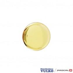Broche grande 15mm Dorado
