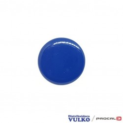 Broche Grande 15mm  Azulino