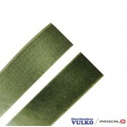 Velcro 50mm Verde