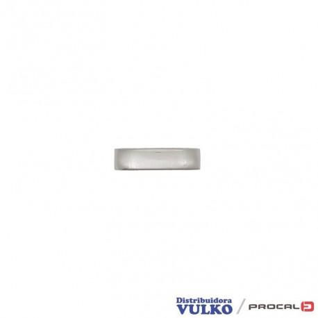 Pasador Cinturon 35mm Niquel