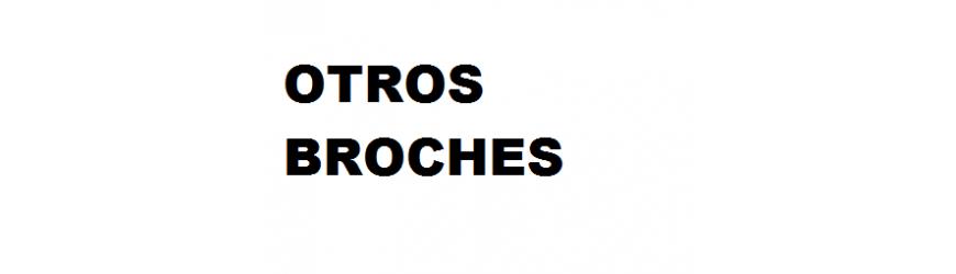 OTROS Broches